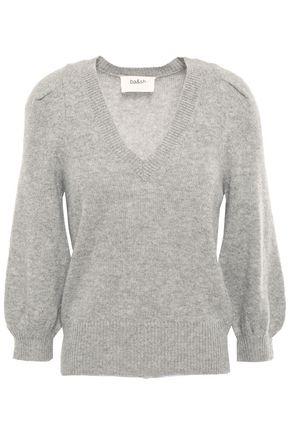 BA&SH Sarina mélange cashmere sweater