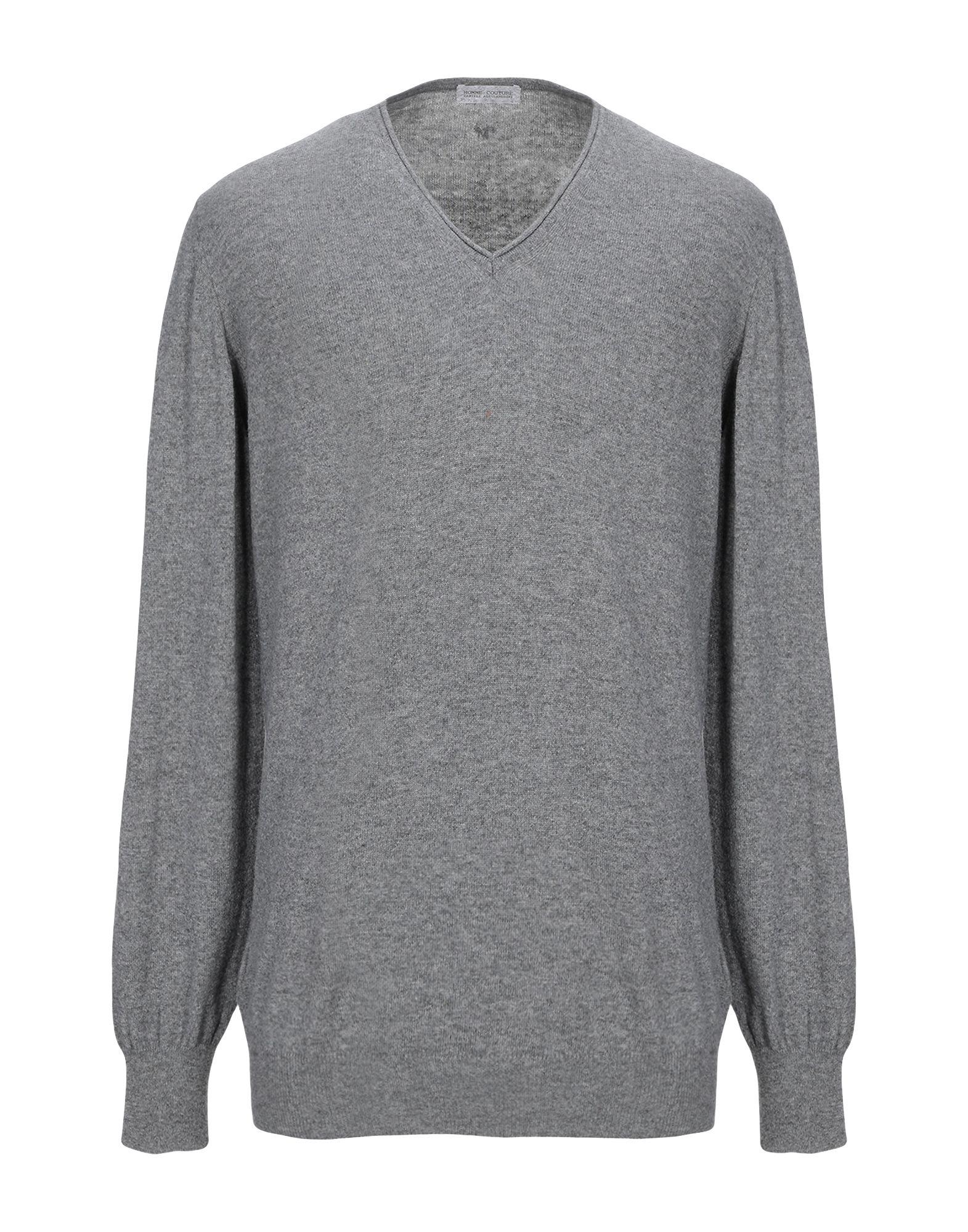 DANIELE ALESSANDRINI HOMME Свитер solid homme свитер