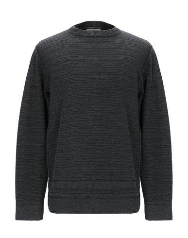 Фото - Мужской свитер CROSSLEY свинцово-серого цвета