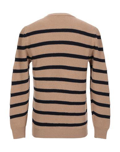 Фото 2 - Мужской свитер +39 MASQ цвет верблюжий