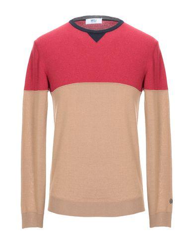 Фото - Мужской свитер MQJ красного цвета