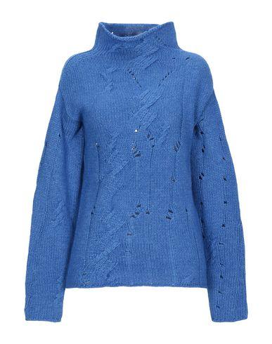 Фото - Женскую водолазку HEMMOND ярко-синего цвета
