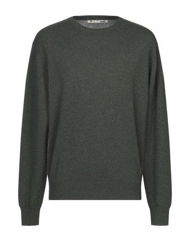 Купить Мужской свитер BRADDOCK темно-зеленого цвета
