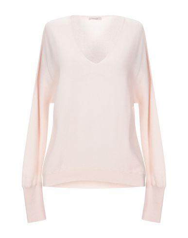 Фото - Женский свитер  светло-розового цвета