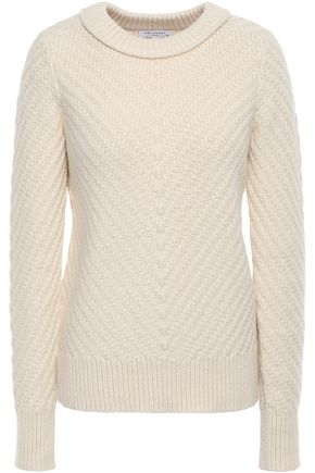 EQUIPMENT Cheree ribbed cotton-blend sweater