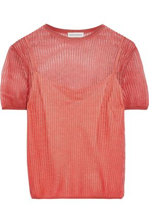 MANSUR GAVRIEL Open-knit top