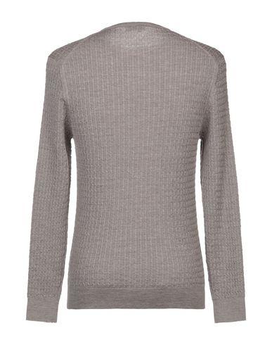 Фото 2 - Мужской свитер  цвет голубиный серый