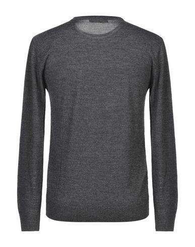 Фото 2 - Мужской свитер HAMAKI-HO свинцово-серого цвета