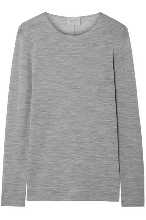 GREY JASON WU Mélange wool sweater