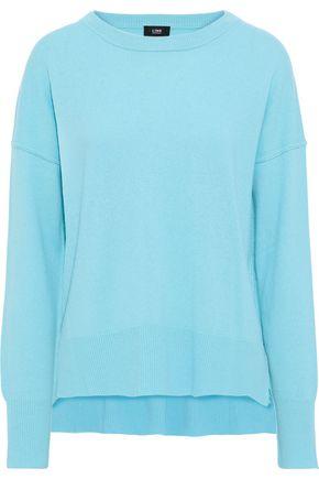 LINE Neon cashmere sweater