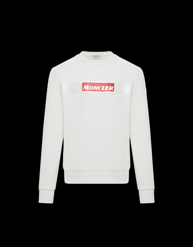 SWEATSHIRT White For Men