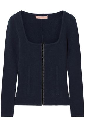 BROCK COLLECTION Kennedy wool and cashmere-blend sweater