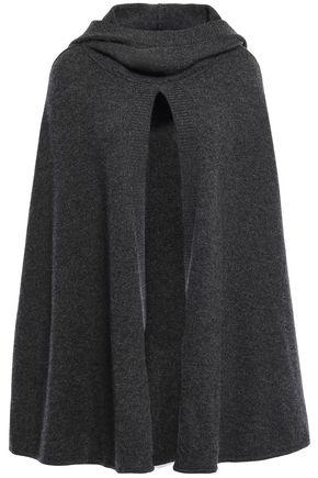 LE KASHA 1918 Madison split-front cashmere hooded cape