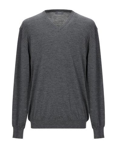 Фото - Мужской свитер SENSES свинцово-серого цвета