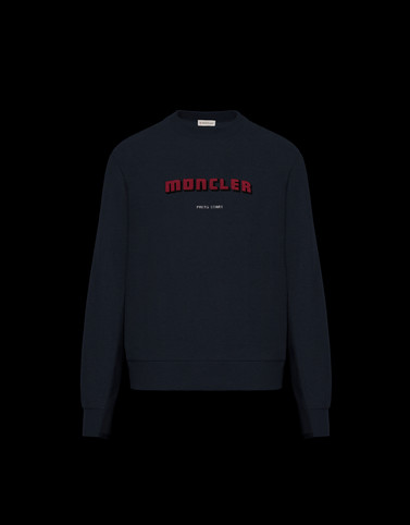 SWEATSHIRT Dark blue For Men