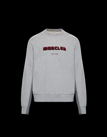 SWEATSHIRT Light grey Category Sweatshirts