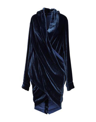 Фото - Женский пиджак BEN TAVERNITI™ UNRAVEL PROJECT синего цвета