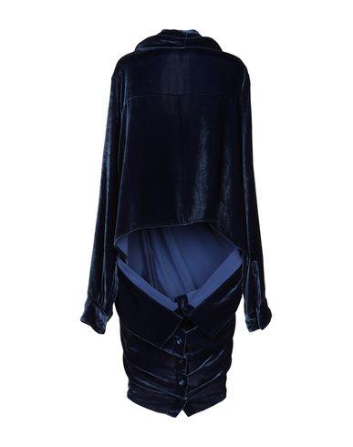 Фото 2 - Женский пиджак BEN TAVERNITI™ UNRAVEL PROJECT синего цвета