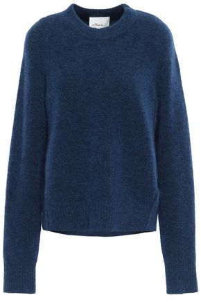 3.1 PHILLIP LIM Brushed-knitted sweater