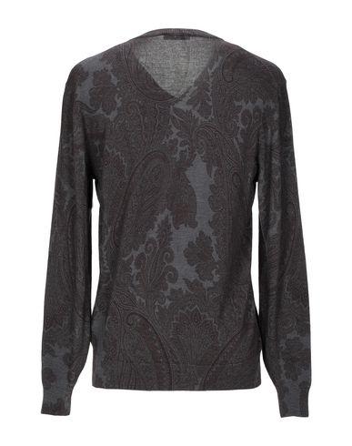 Фото 2 - Мужской свитер  цвет стальной серый