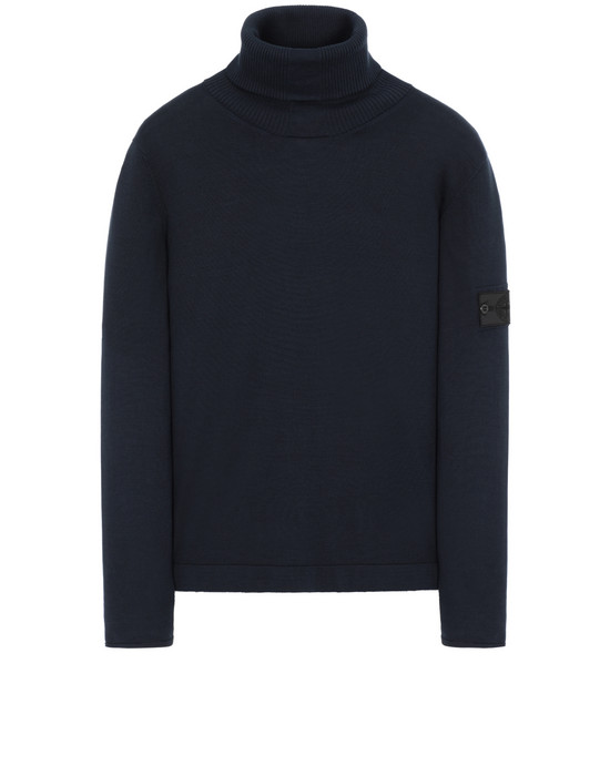 Sweater 506A2 TURTLENECK SWEATER STONE ISLAND SHADOW PROJECT - 0