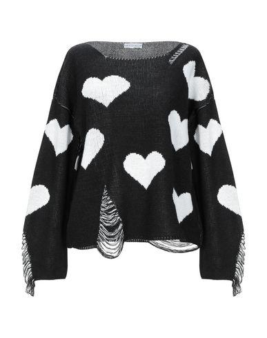 Фото - Женский свитер RANPOLLO черного цвета