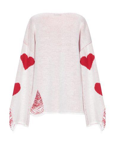 Фото 2 - Женский свитер RANPOLLO белого цвета