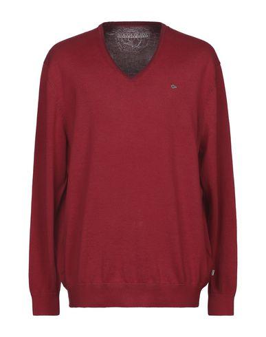 Купить Мужской свитер  красного цвета