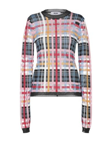 Фото - Женский свитер MSGM черного цвета
