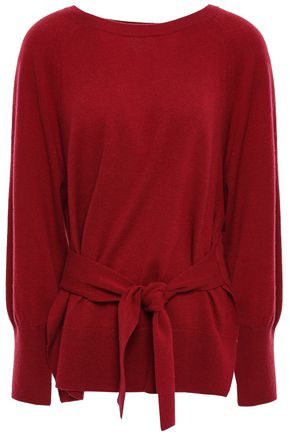 CHARLI Mélange wool and cashmere-blend sweater