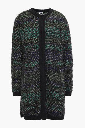 M MISSONI Metallic knitted cardigan