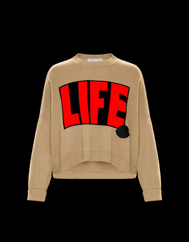 CREWNECK Khaki New in