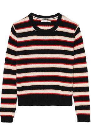 CHINTI & PARKER Striped cashmere sweater