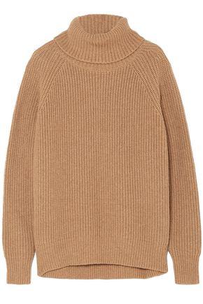 NILI LOTAN Wool-blend turtleneck sweater