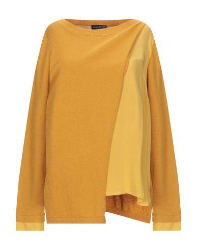 Фото - Женский свитер  цвет охра