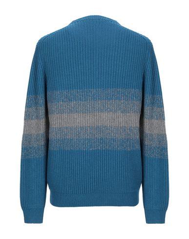 Фото 2 - Мужской свитер  лазурного цвета
