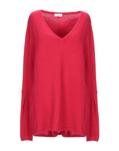 Фото - Женский свитер LE COEUR TWINSET красного цвета