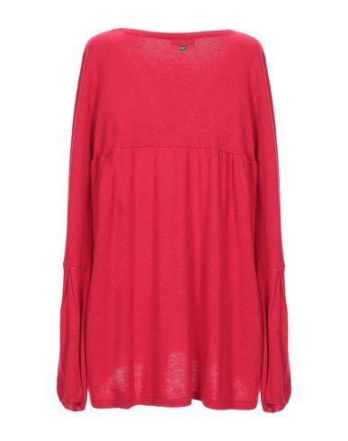 Фото 2 - Женский свитер LE COEUR TWINSET красного цвета