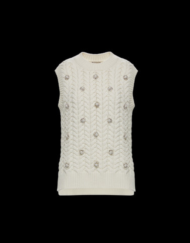 Moncler New in Woman: GILET