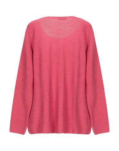Фото 2 - Женский свитер ROSSO35 кораллового цвета