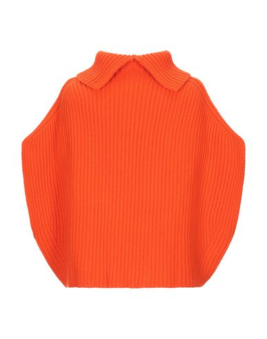 Фото 2 - Женскую водолазку JUCCA оранжевого цвета