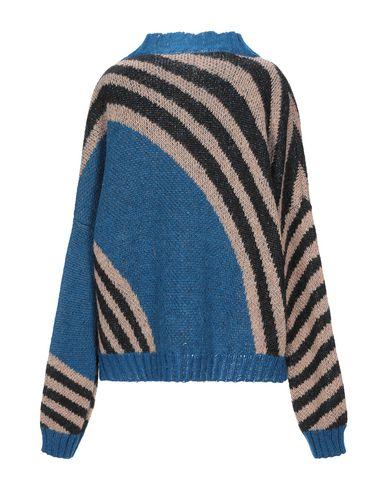 Фото 2 - Женский свитер  синего цвета