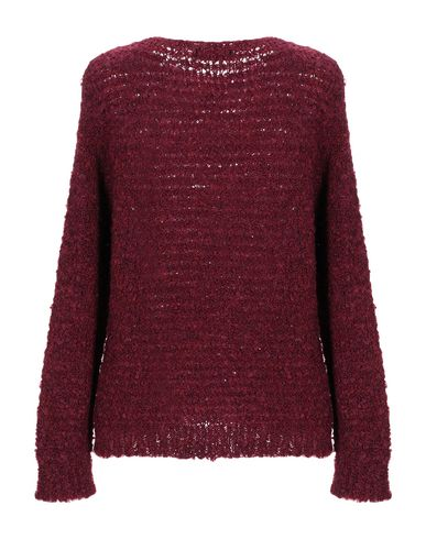 Фото 2 - Женский свитер ALPHA STUDIO красно-коричневого цвета