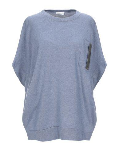 Купить Женский свитер  грифельно-синего цвета