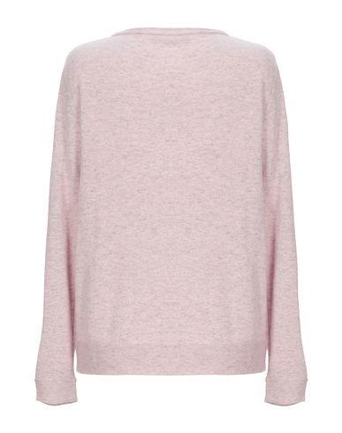 Фото 2 - Женский свитер HEMISPHERE пастельно-розового цвета
