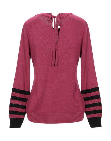 Фото 2 - Женский свитер RANPOLLO цвет пурпурный