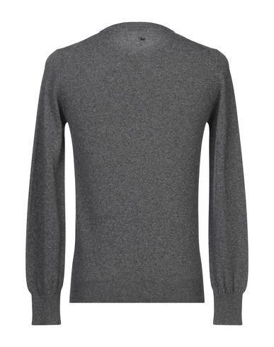 Фото 2 - Мужской свитер DANIELE ALESSANDRINI HOMME серого цвета