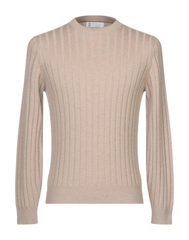 Купить Мужской свитер  цвет песочный