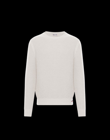 CREWNECK Ivory Category Crewnecks