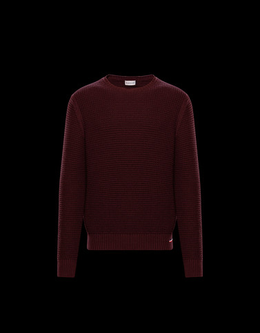CREWNECK Bordeaux Category Crewnecks